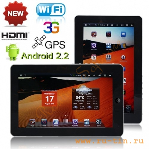 """10"""" Flytouch 3 Android 2.3 Tablet pc"""