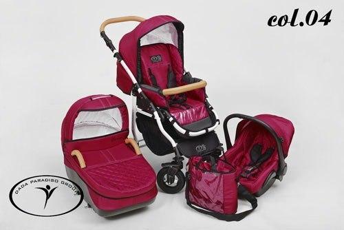 Детская коляска DPG Carino - ДПГ Карино 2 в 1
