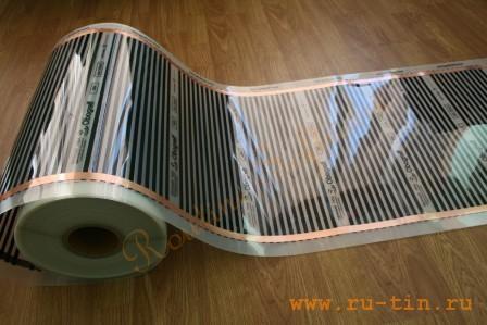 Теплопленка Obogreff 150 Вт/м2, 220 V, ширина 80см