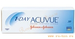 контактные линзы 1-DAY ACUVUE (30 линз)