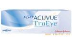 контактные линзы 1-DAY ACUVUE TruEye (30 линз)